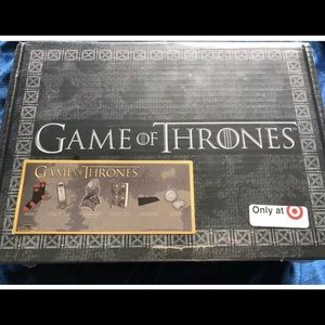 🔥Game Of Thrones Collectors Box-New
